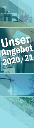 Unser Angebot 2020 / 21