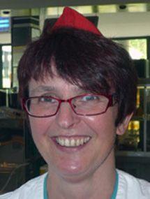 Stellvertreterin Helga Löffler