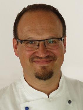 Mensaleiter Simon Czernoch