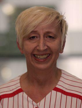 Leiterin Yvonne Kolb