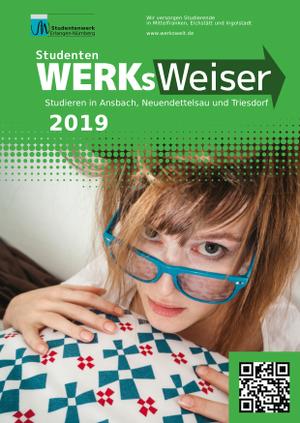 Werksweiser Ausagbe Ansbach / Neuendettelsau /Triesdorf