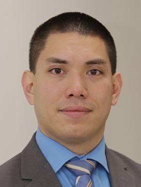 Abteilungsleiter Markus Saito