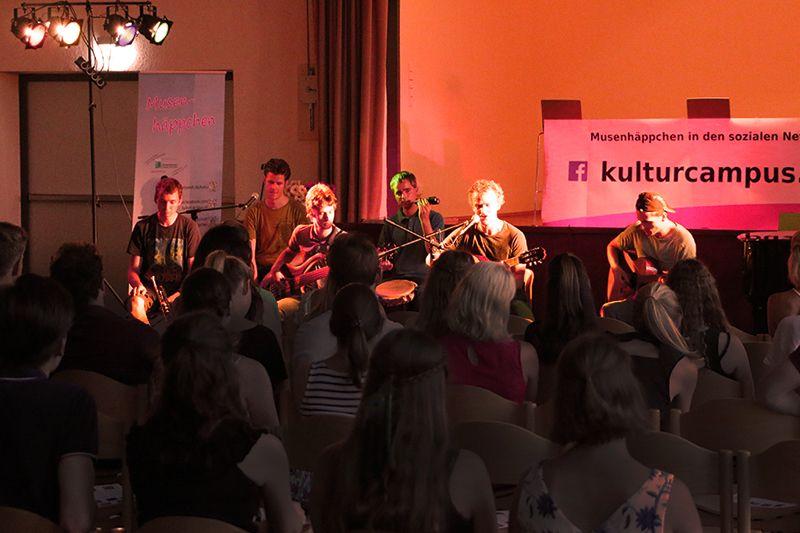 Einladung zu den Musenhäppchen am 14. November in Erlangen
