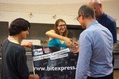Das Studentenwerk zu Gast beim CROUS Rennes im Juni 2015