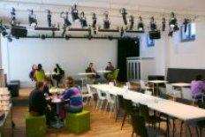 Geänderte Öffnungszeiten Cafeteria Veilhofstraße