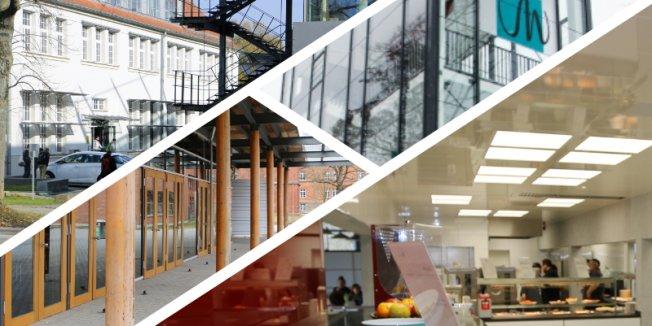 Öffnungszeiten Mensen und Cafeterien Sommer 2020