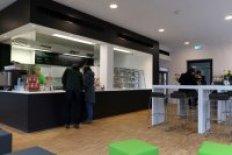 Cafeteria Südblick eröffnet