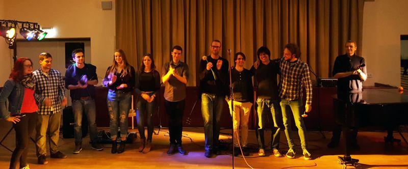 Musenhäppchen-Jubiläum am 7. Dezember im Studentenhaus Nürnberg