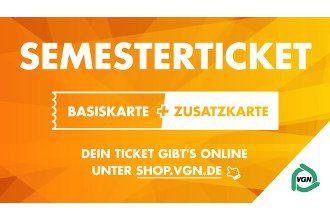 Semesterticket Nürnberg/Fürth/Erlangen: Jetzt Sommer-Zusatzticket kaufen!