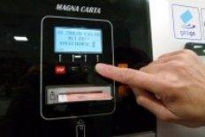 NEU: Aufladen der Chipkarten per EC-Karte oder girogo