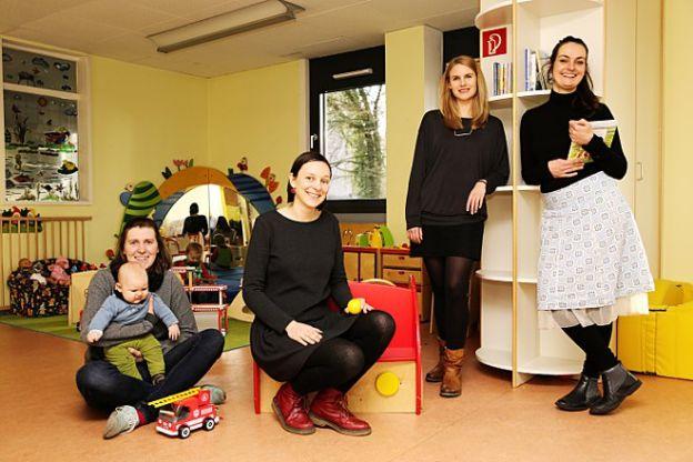 Neu: Tagescafé für Studierende mit Kind in Nürnberg