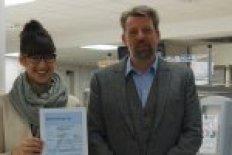 Hochschulgastronomie erhält TÜV Zertifizierung