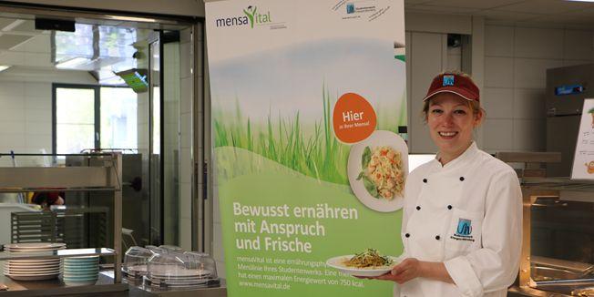 mensaVital jetzt auch in der Südmensa Erlangen