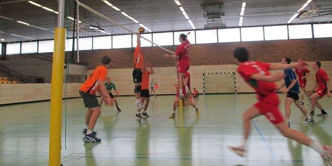Deutsch-Polnisches Volleyballturnier