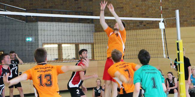 Deutsch-Polnischer Austausch und Volleyballturnier