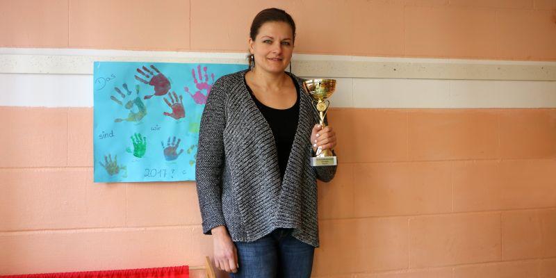 Krippenleiterin gewinnt Judo Meisterschaft