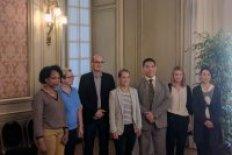 Internationaler Austausch mit Rennes