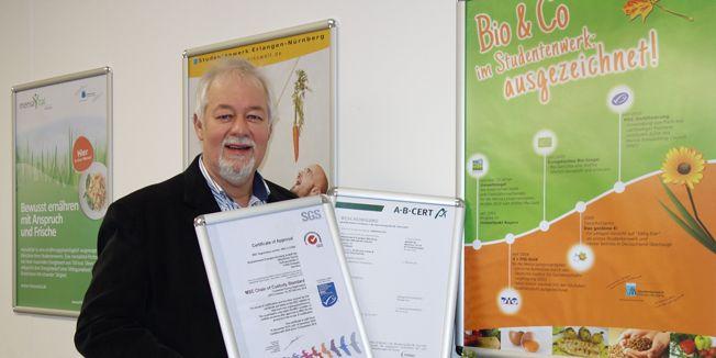 Bio- und MSC-Zertifizierungen erneuert