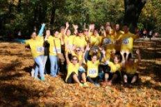 """Studentenwerk läuft insgesamt 176 Runden bei """"Lauf gegen Krebs"""""""