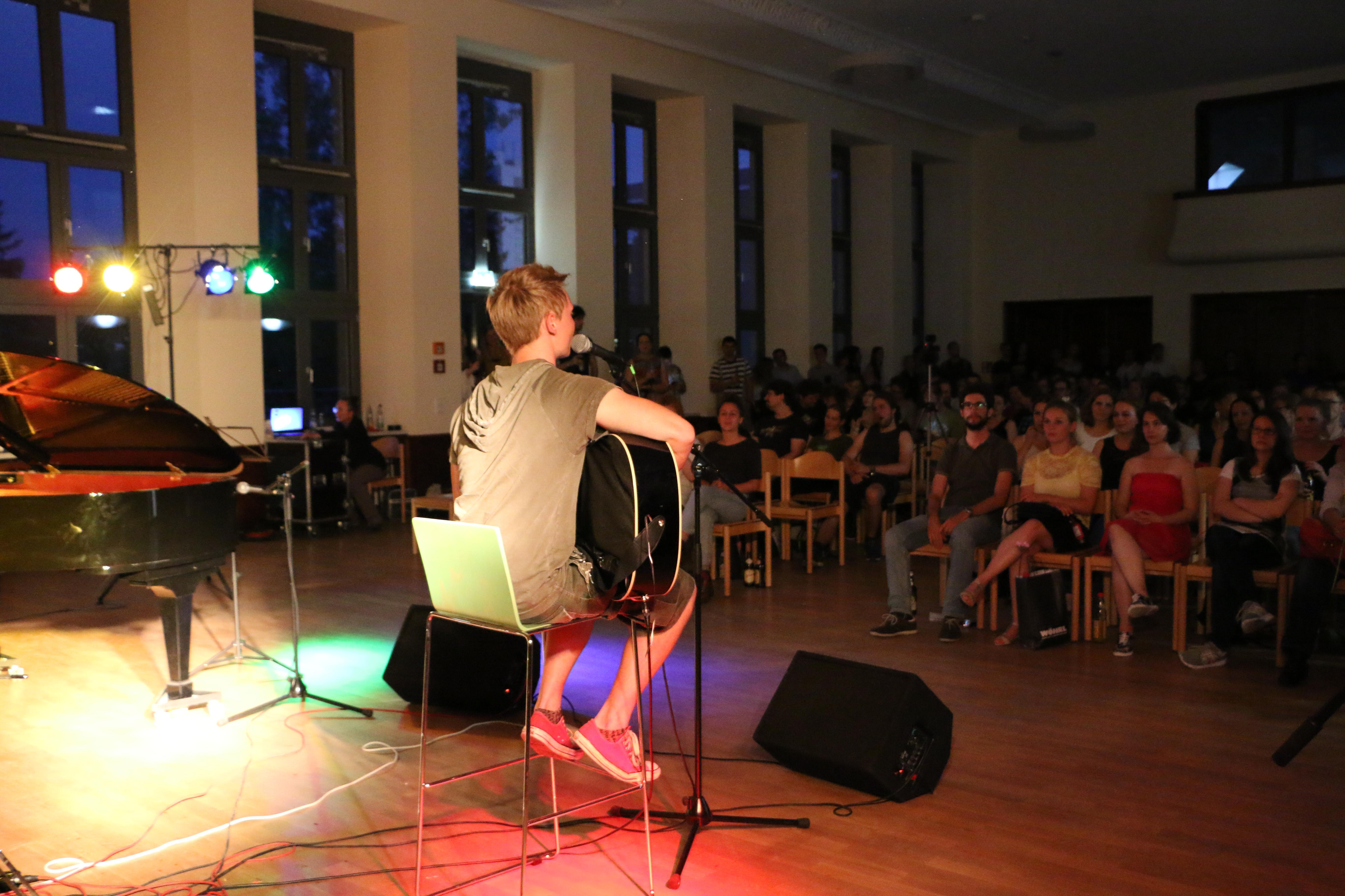Musenhäppchen am 20. Juni in Erlangen
