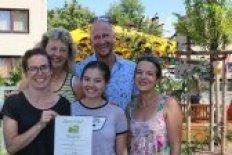 ÖkoKids-Zertifikat für Kinderkrippe KraKadU II