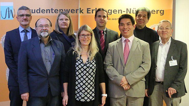 Vertreterversammlung des Studentenwerk Erlangen-Nürnberg