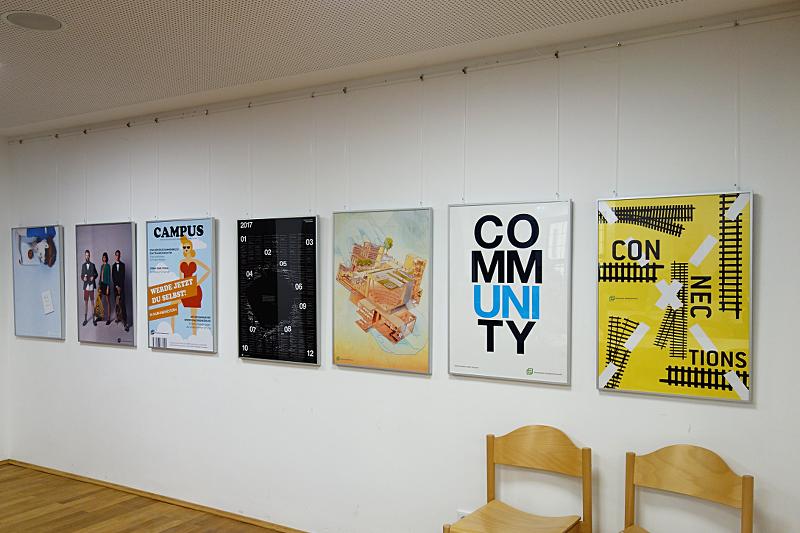 """Ausstellung """"LebensWELT Hochschule"""" in Erlangen"""