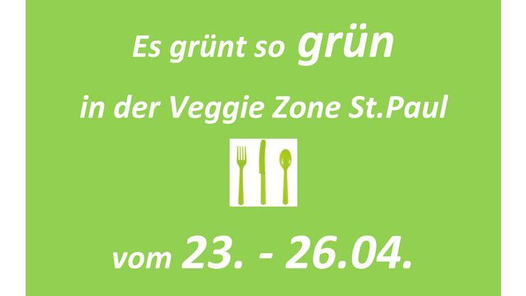 Es grünt so grün in der Veggie Zone St. Paul