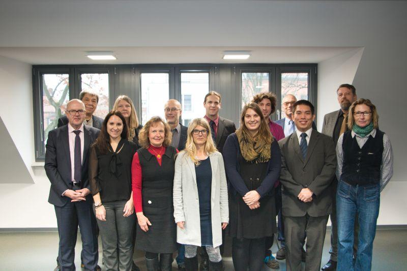 Verwaltungsratssitzung am 6. Dezember in Erlangen