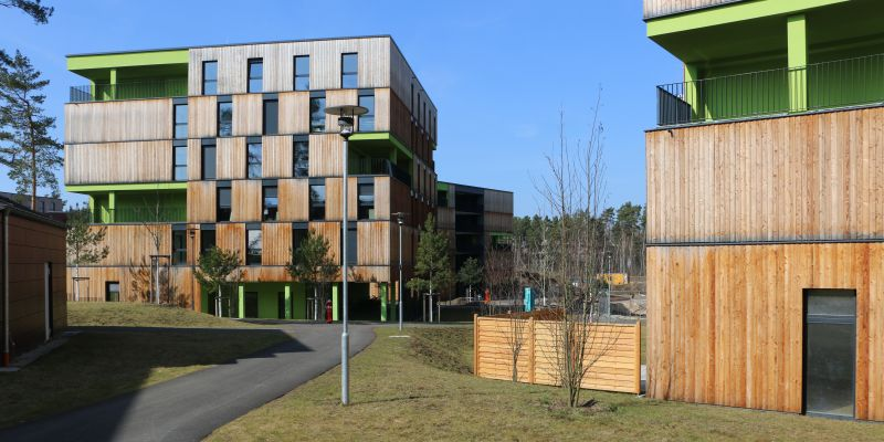 Freie Wohnheimplätze in Erlangen, Nürnberg und Ansbach