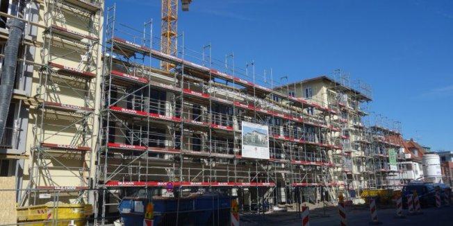 Vormietverträge für Wohnheim Alexandrinum ab sofort möglich
