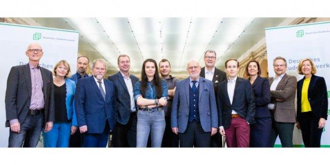 Neuer Verbandsrat des Deutschen Studentenwerks (DSW)