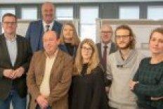 Verwaltungsratssitzung in Erlangen