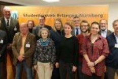 Vertreterversammlung des Studentenwerks - neuer Verwaltungsrat gewählt