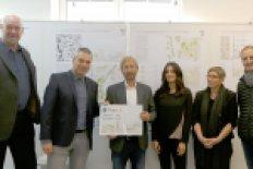 Realisierungswettbewerb zum Neubau Kinderkrippe und Studentenwohnheim am Erlanger Langemarckplatz: Preisgericht kürt Sieger