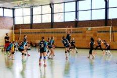 Deutsch-Polnisches Volleyballturnier am 09. Mai