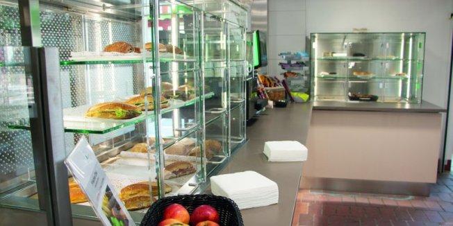 Cafeteria Lange Gasse in Nürnberg wieder eröffnet