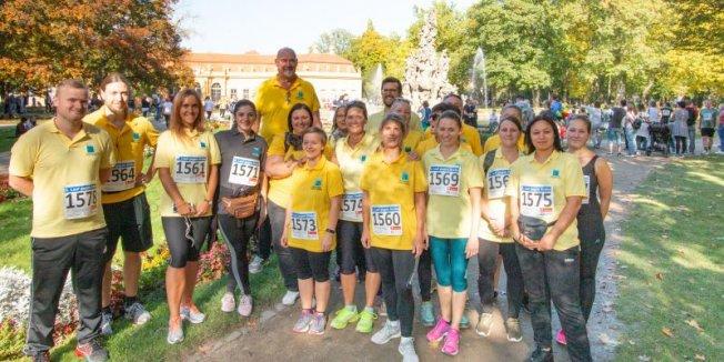 Studentenwerk beim Lauf gegen Krebs 2019