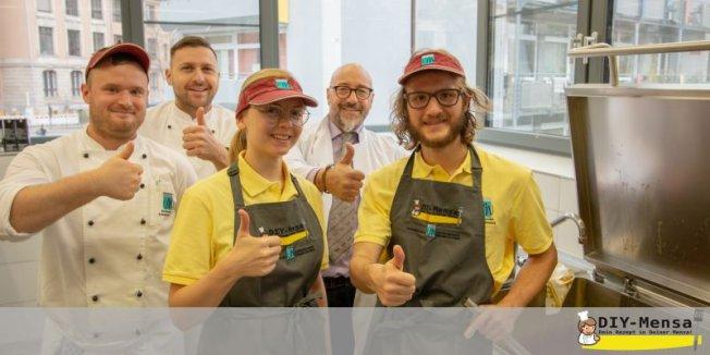 DIY-Mensa wieder in Erlangen