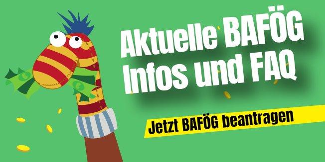 Aktuelle BAföG Infos und FAQ