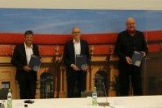 """Kooperationsvertrag """"Partnerhochschule des Spitzensports"""" erneuert"""