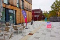 FAU betreibt Corona-Testzentren in den Räumlichkeiten des Studentenwerks