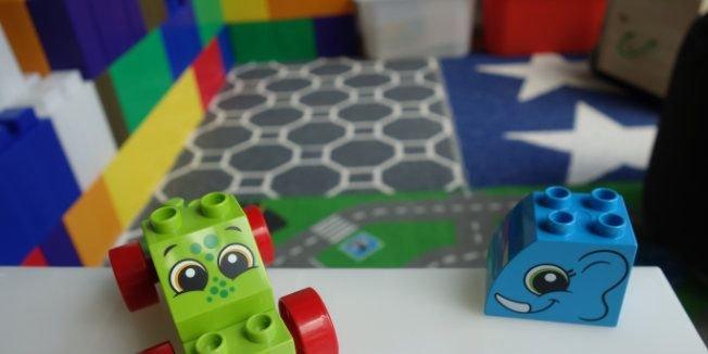 Kinderspielecke in der Mensa Eichstätt eröffnet