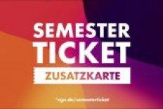 Semesterticket Verkauf für das Sommersemester 2021 gestartet