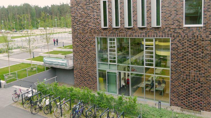 Cafeteria Chemikum in Erlangen geöffnet
